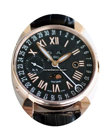 Ryser Kentfield Complication Annual Cale...