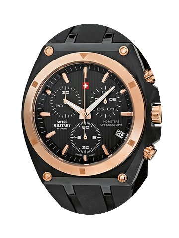 Swiss Military SM34021.05 Chronograph 10...