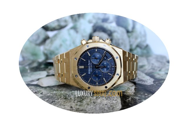 Audemars Piguet royal oak chronograph ye...