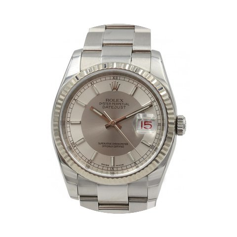 Rolex Men's Rolex Datejust Stainless Ste...