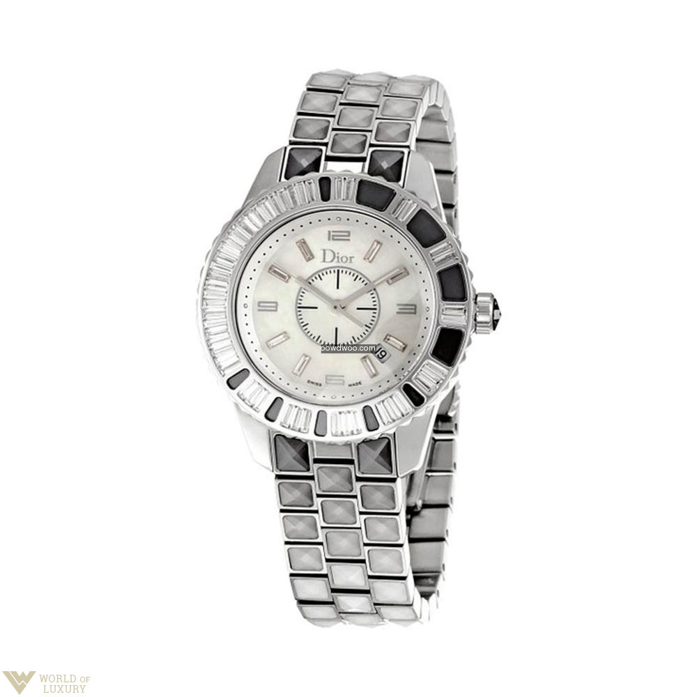 Christian Dior Christal Stainless Steel ...
