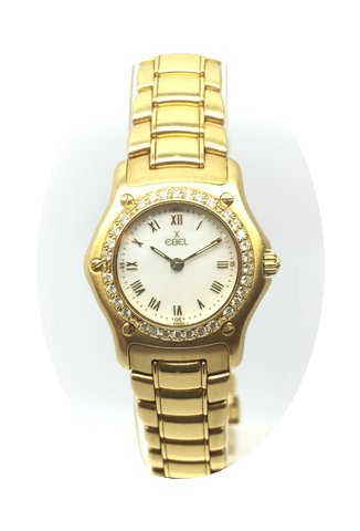Ebel 18k GOLD & Diamonds - 1911...