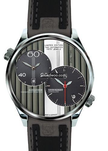 Stripes Dual Time dt01-2 - Alexander Sho...