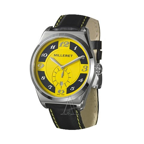 Milleret Men's XXL Quartz Small Seconds ...