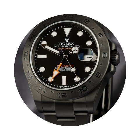 Pro-Hunter Explorer II 42mm Steve McQuee...