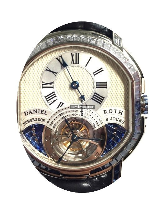 Daniel Roth Masters Tourbillon 8-Day...