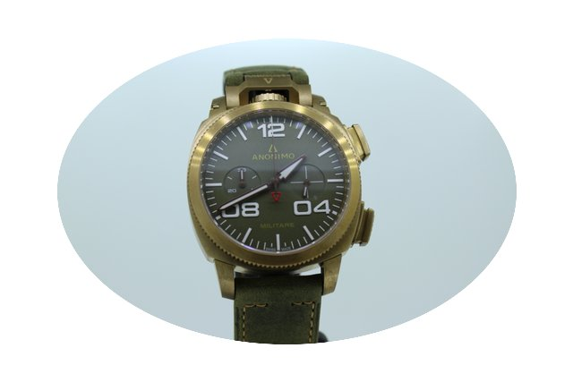 Anonimo Militare Chrono / Bronze / Limit...