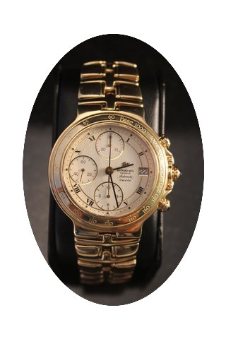 Raymond Weil 18K Solid Gold Parsifal Aut...