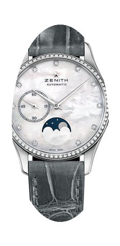 Zenith Elite Ultra Thin Lady Moonphase L...
