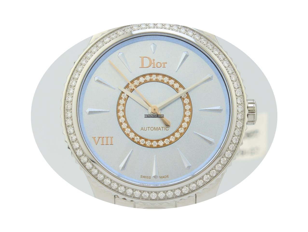 Dior VIII Place Vendome Automatic Steel ...