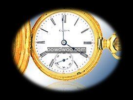Elgin Pocketwatch....