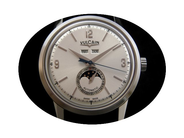 Vulcain The Watch for Presidents Full Ca...