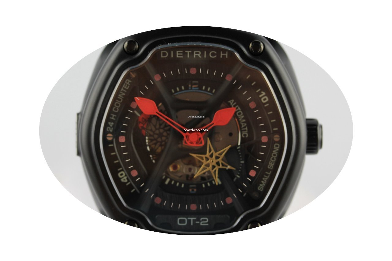 Dietrich Organic Time 2 Red (OT-2) - bun...