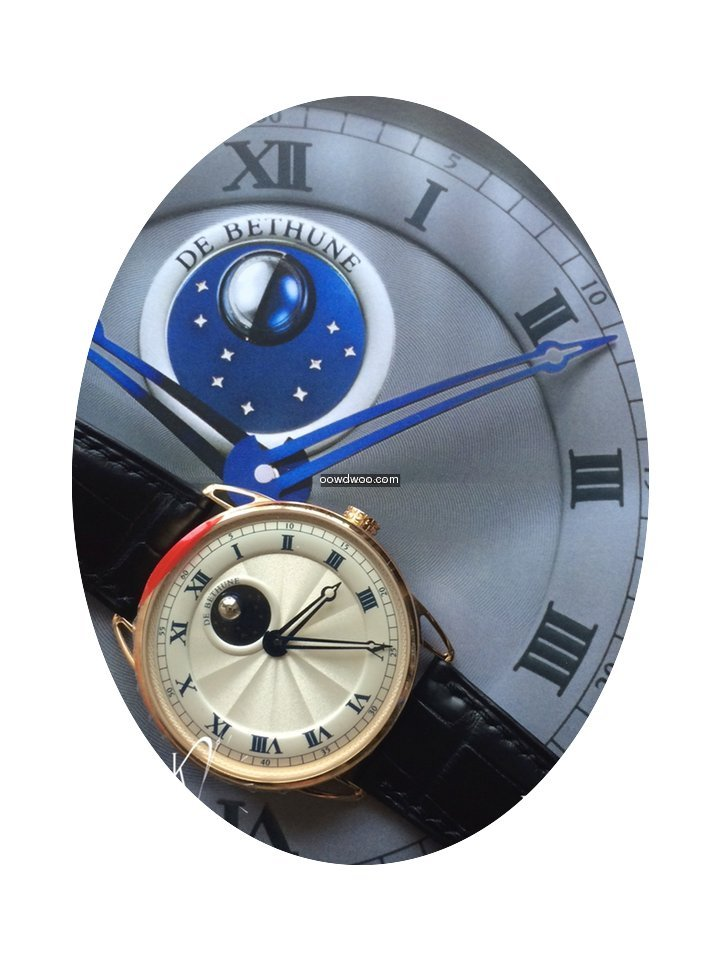 De Bethune DB25 Collection Spherical Moo...