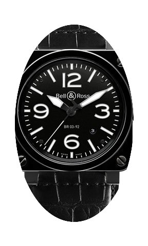 Bell & Ross BR03-92 Automatic 42mm M...