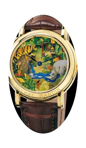 Ulysse Nardin Jungle Minute Repeater...