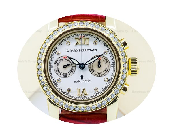 Girard Perregaux Lady Chronograph with D...