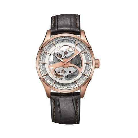 Hamilton Jazzmaster Viewmatic Skeleton G...