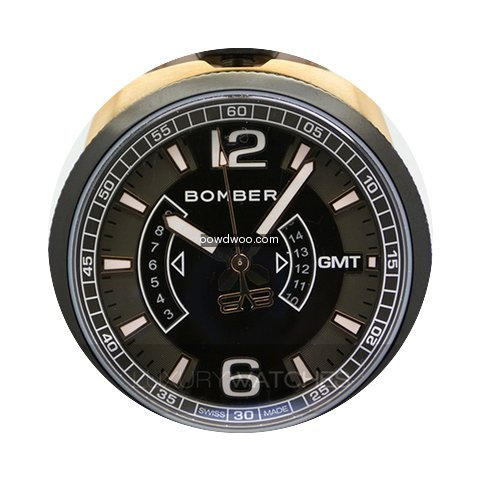 Bomberg Bolt-68 GMT...