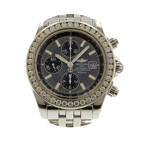 Breitling Chronomat Evolution Diamonds...