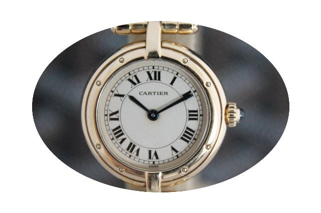 Cartier Panthere Ronde 18k Gold (incl. b...