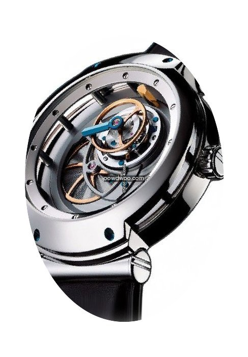 blu MT3 Majesty Tourbillon...