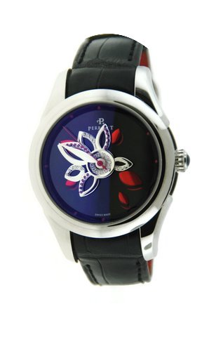 Perrelet Diamond Ruby Flower Automatic S...