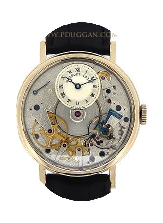Breguet 18k white gold Tradition...