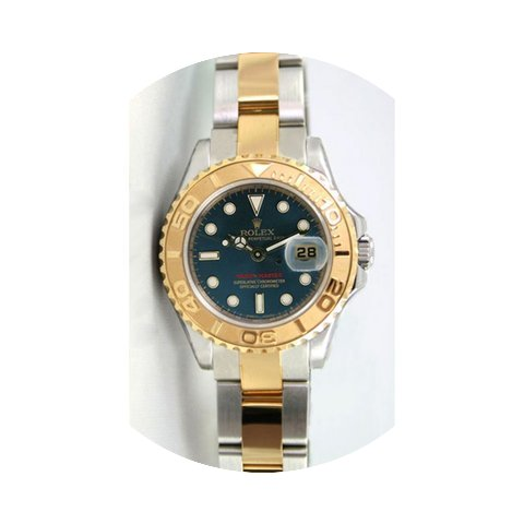Rolex Yachtmaster Model 169623 Ladies St...