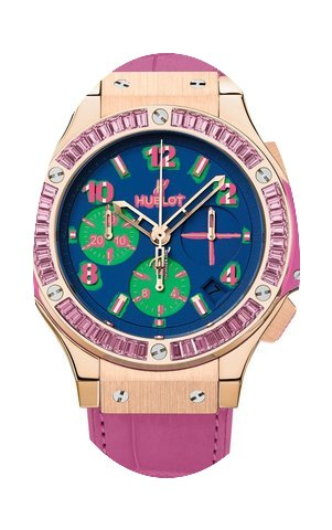 Hublot Big Bang 41mm Pop Art Yellow Gold...