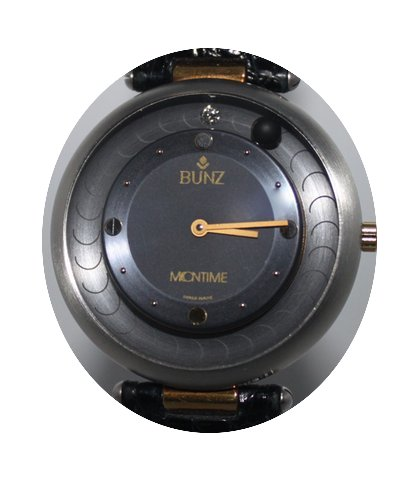 Bunz Moontime 42mm Ref.27014332...