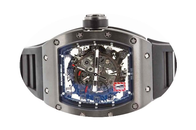 Richard Mille RM 030 Blackout Limited Ed...