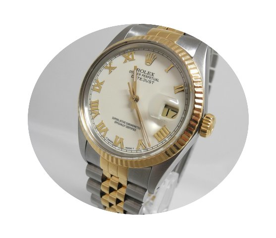 Rolex Oyster Perpetual Datejust Revision...