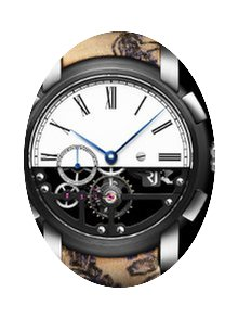 Romain Jerome Tattoo DNA by Xoil...
