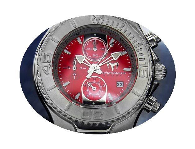 Technomarine Chronograph Sporty Mens Or ...