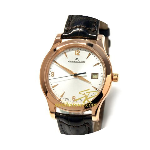 Jaeger-LeCoultre Master Control Gold Ros...