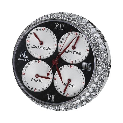 Jacob & Co. Mens . Diamond H24 Limit...