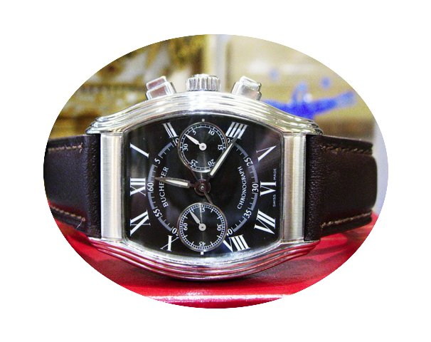 Carl F. Bucherer Archimedes Stainless St...