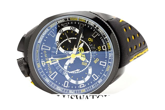 Bomberg BOLT-68 QUARTZ CHRONOGRAPH 45MM ...
