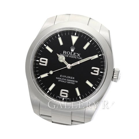 Rolex Explorer Stainless Steel 39MM Rand...