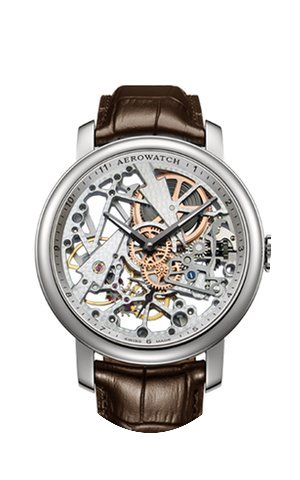 Aerowatch RENAISSANCE SKELETON - 100 % N...