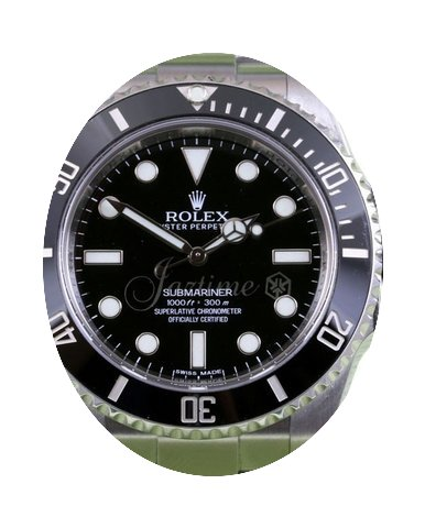 Rolex Submariner 114060 Ceramic No Date ...