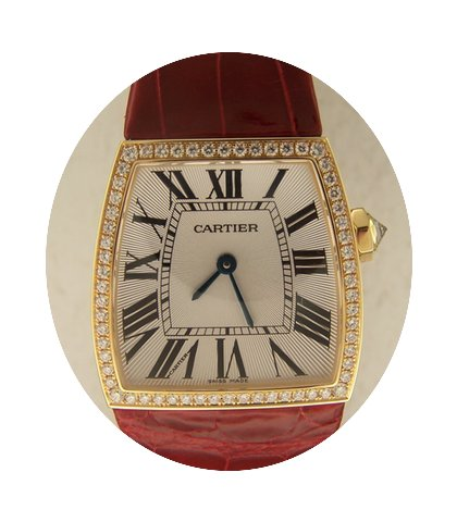 Cartier La Dona de Cartier with Diamond ...