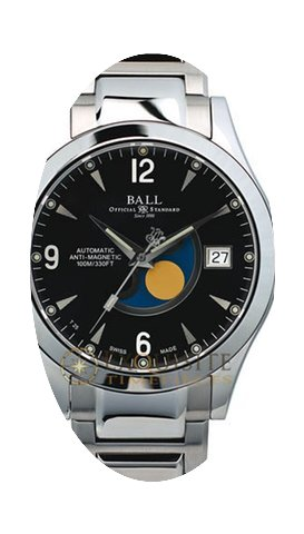 Ball Watch Engineer II Ohio Moonphase NM...