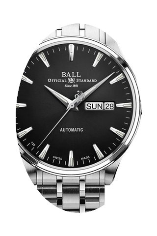 Ball Trainmaster Eternity NM2080D-S1J-BK...