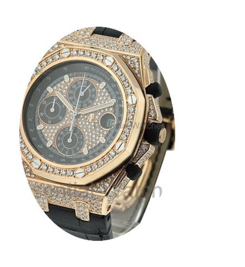Audemars Piguet Rose Gold Royal Oak Offs...