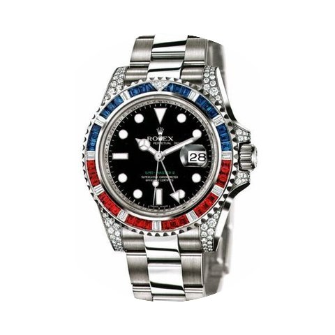Rolex GMT Master II 116759SARU Pre-Owned...