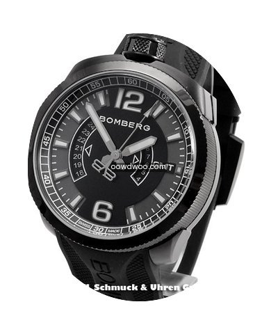 Bomberg Bolt-68 Black GMT...