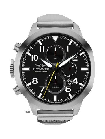 Haemmer HF-01 Authentic Chronograph 50mm...
