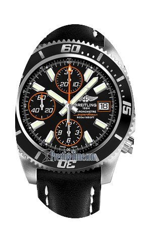 Breitling Superocean Chronograph II Mens...